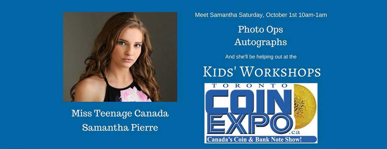 Meet Miss Teenage Canada Samantha Pierre